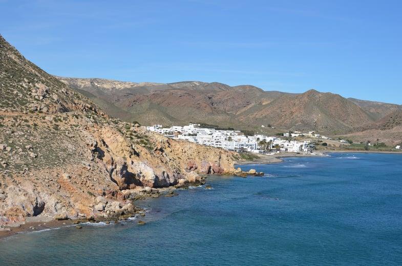 Proctor en Segovia visits Cabo de Gata Natural Park