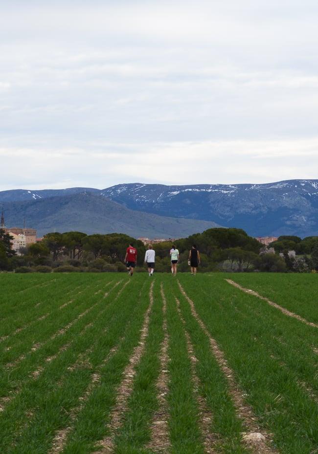 Proctor en Segovia afternoon activity trek to some of Segovia's caves