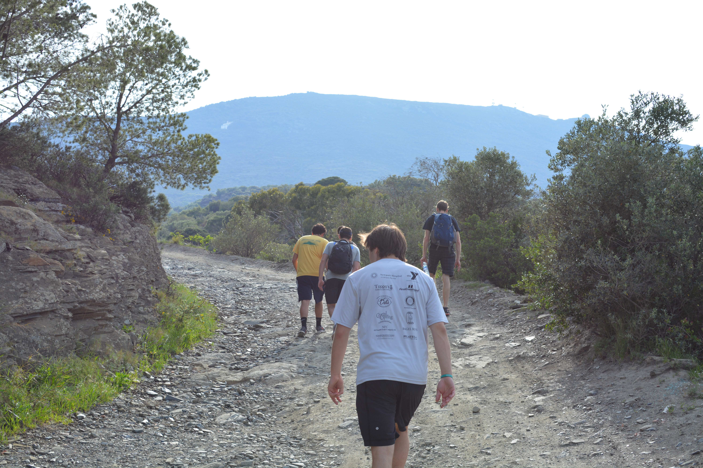 Proctor en Segovia hikes along the GR-92 starting in Cadaqués