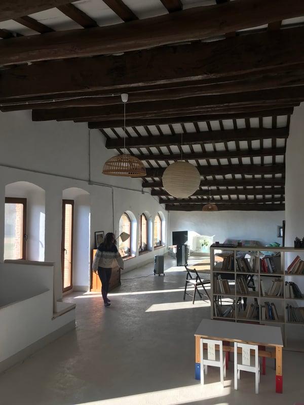 Proctor en Segovia stays at a casa rural in Catalonia
