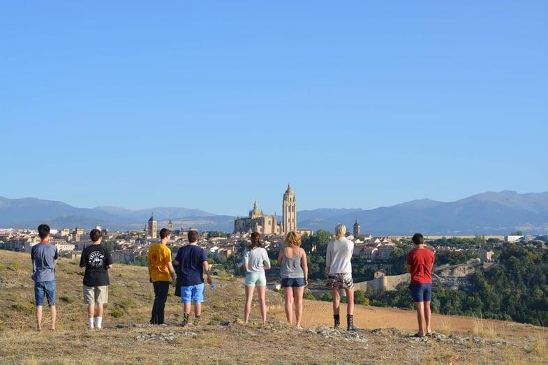 Proctor en Segovia