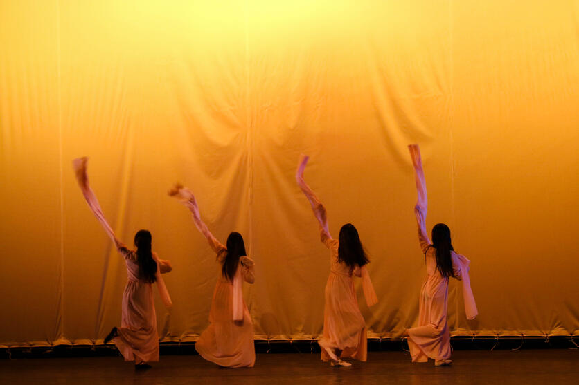 Proctor Academy Dance
