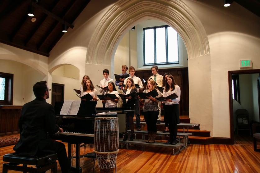 Proctor Academy Vocal Music Arts