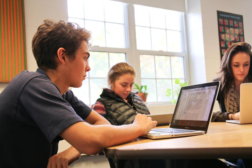 Proctor Academy Globalization Class