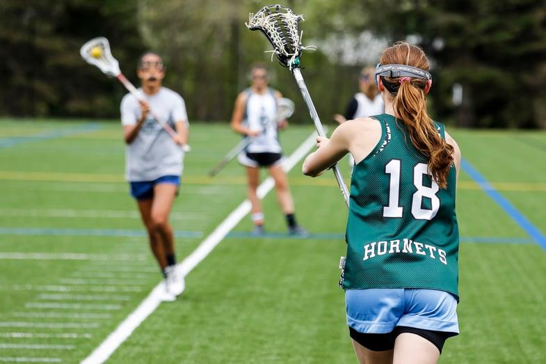 Proctor Academy girls lacrosse