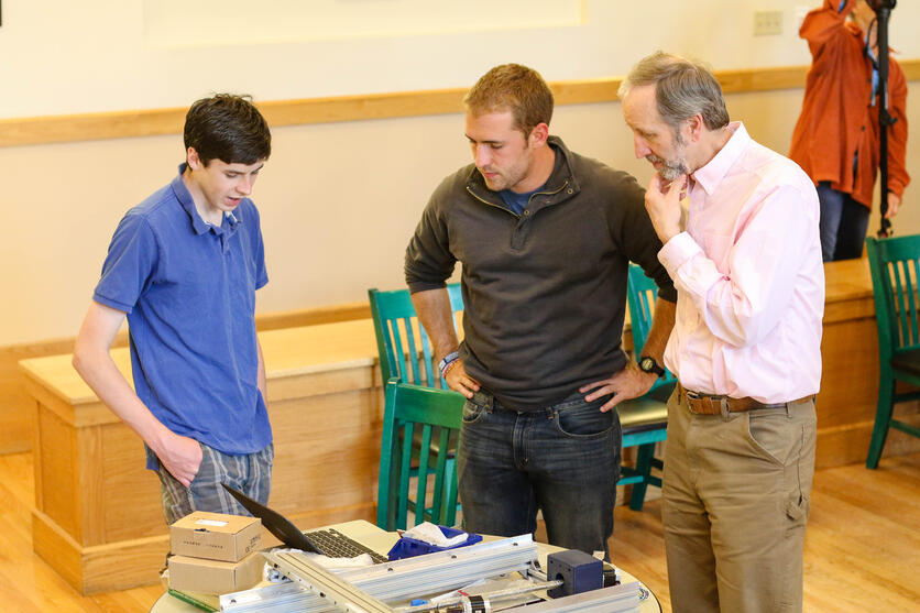 Proctor Academy entrepreneurship and innovation