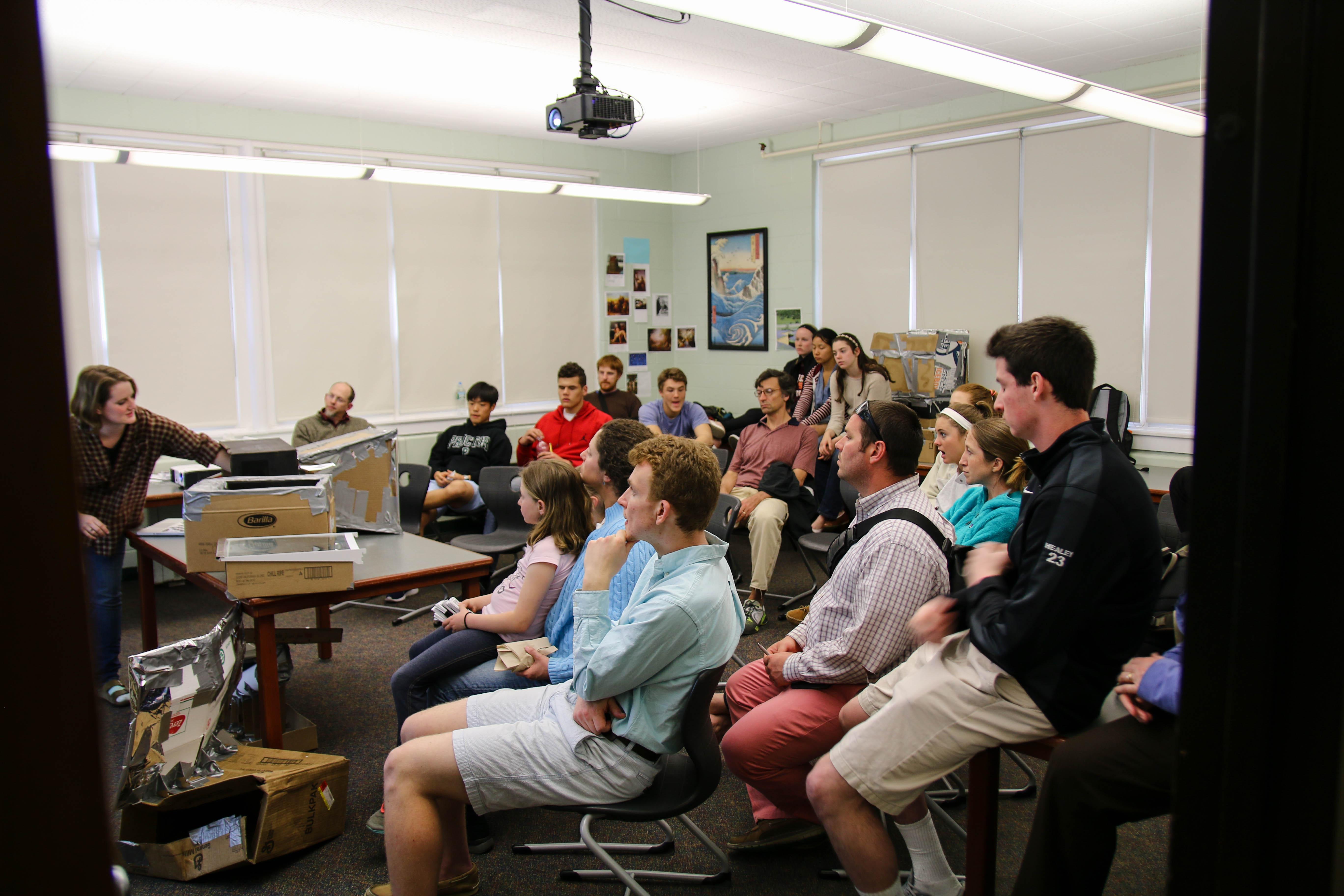 Proctor Academy entrepreneurship and innovation