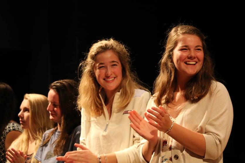 Proctor Academy girls leadership technology