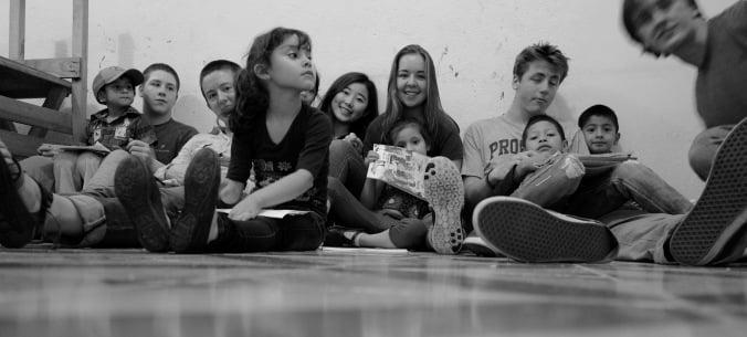 Proctor Academy summer service guatemala
