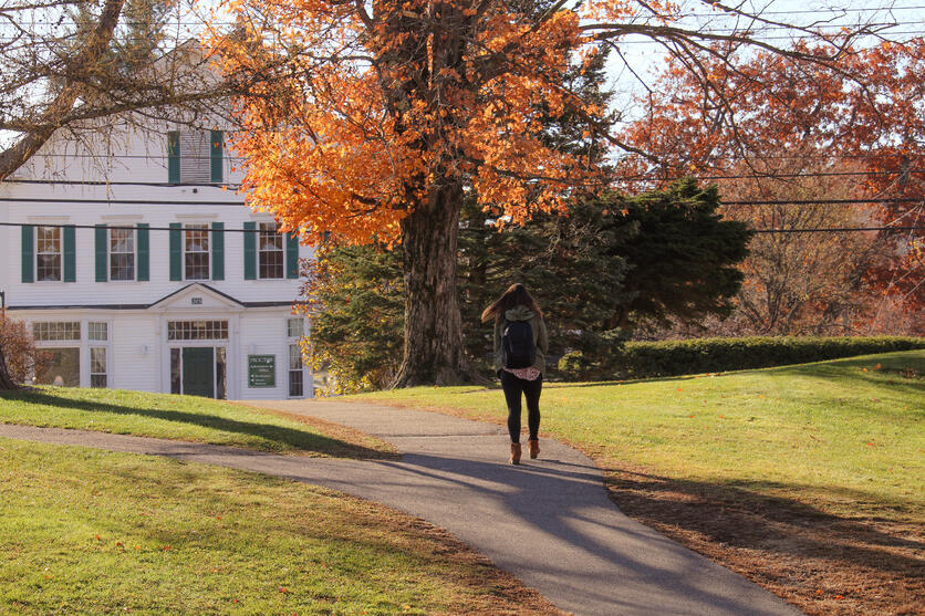 Proctor Academy Academic Lens