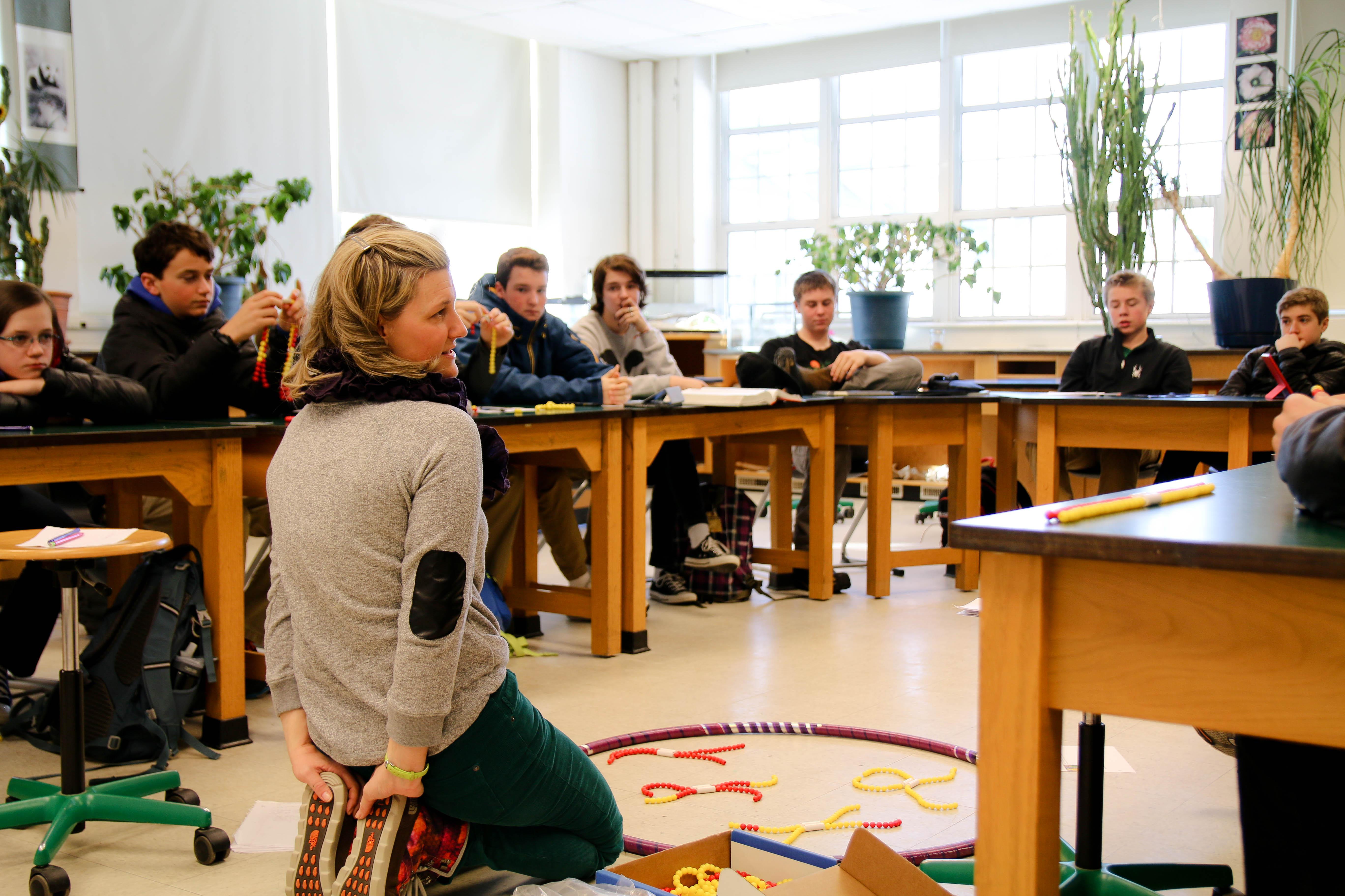Proctor Academy Learning Skills