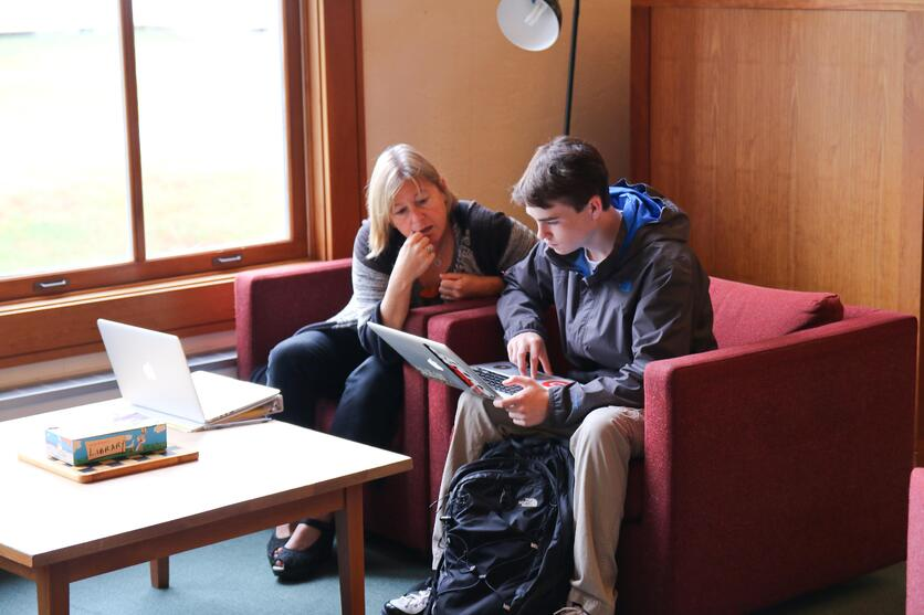 Proctor Academy College Counseling