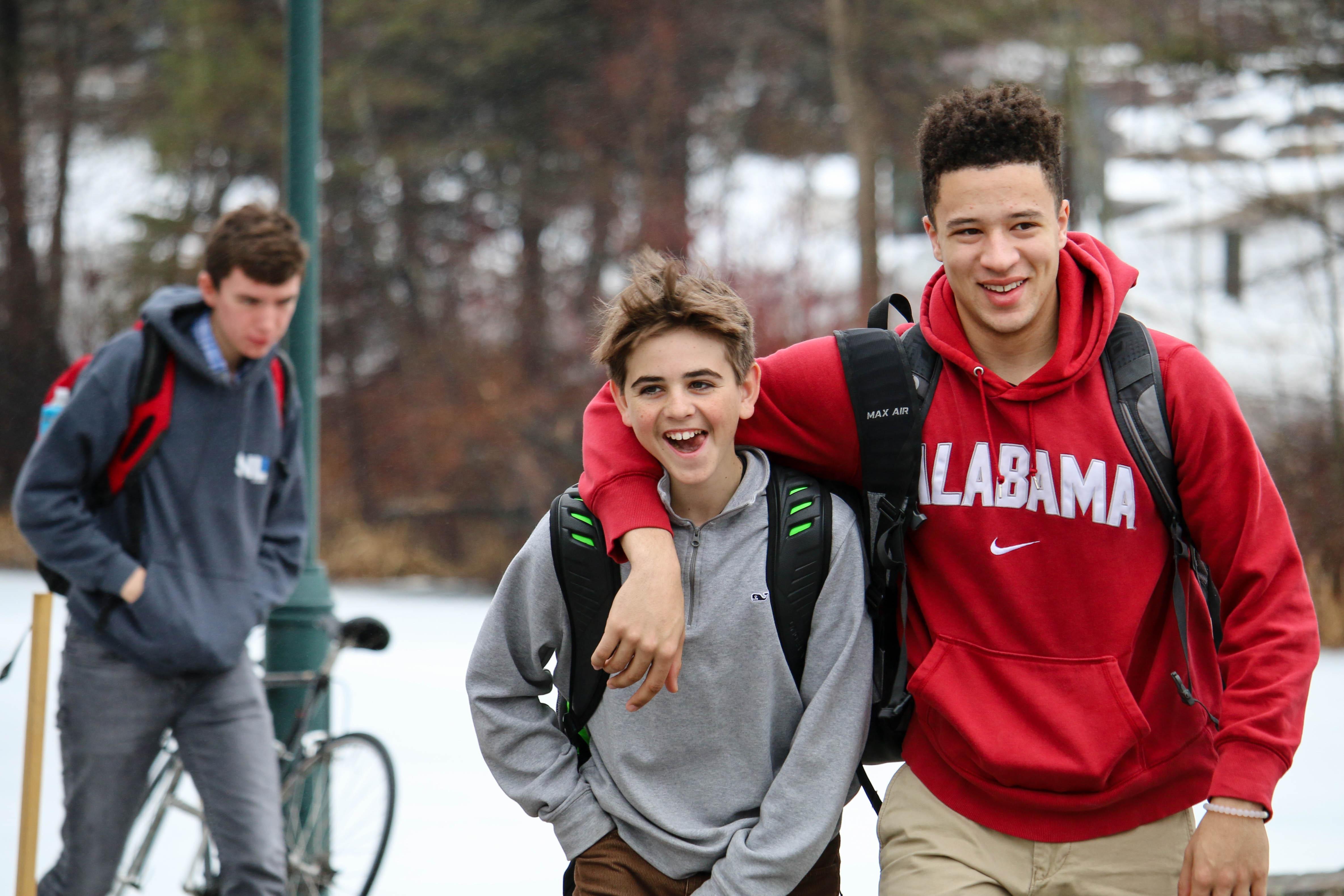 Proctor Academy Boarding School Experiential Education New England