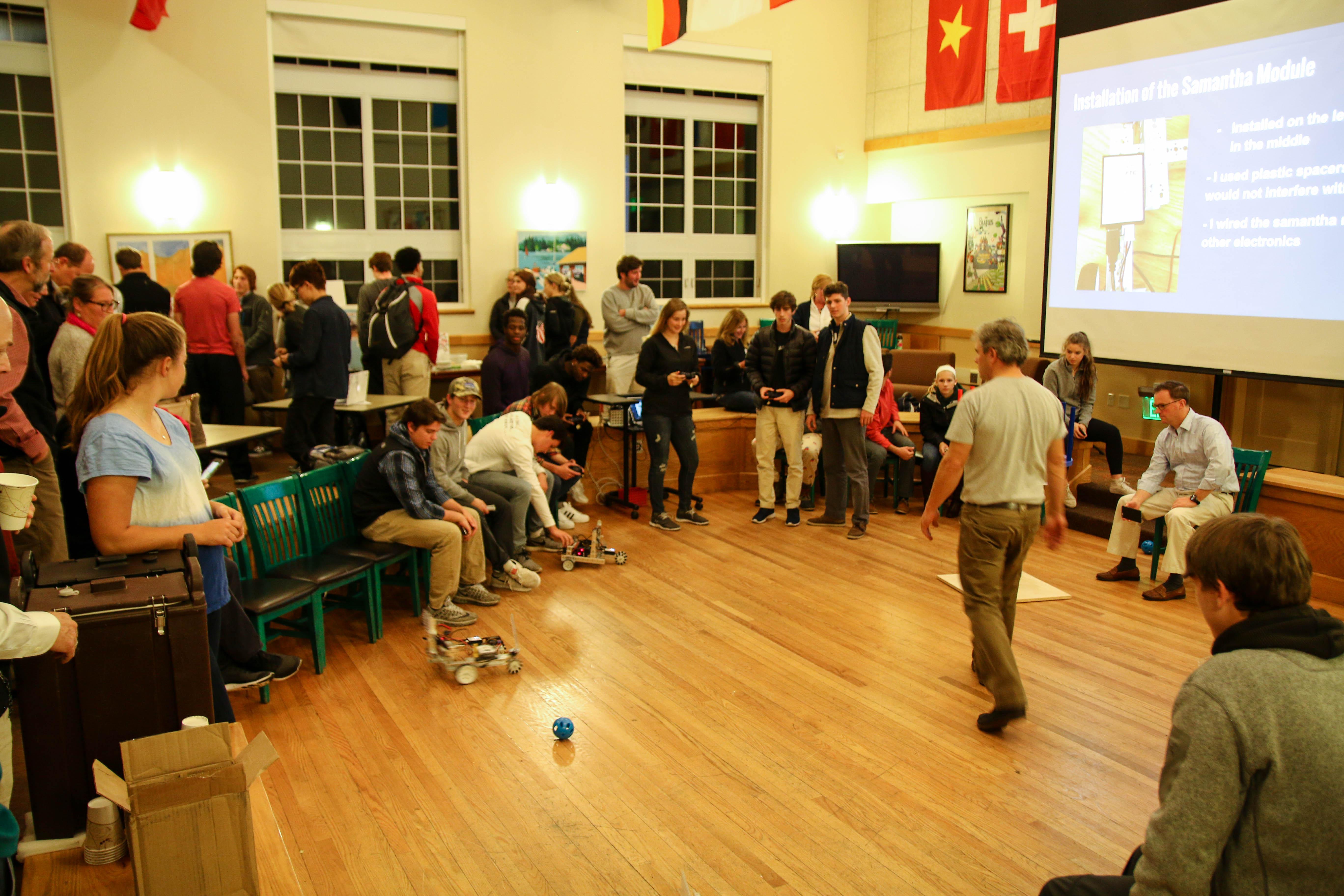 Proctor Academy Academic Lens Boarding School New England