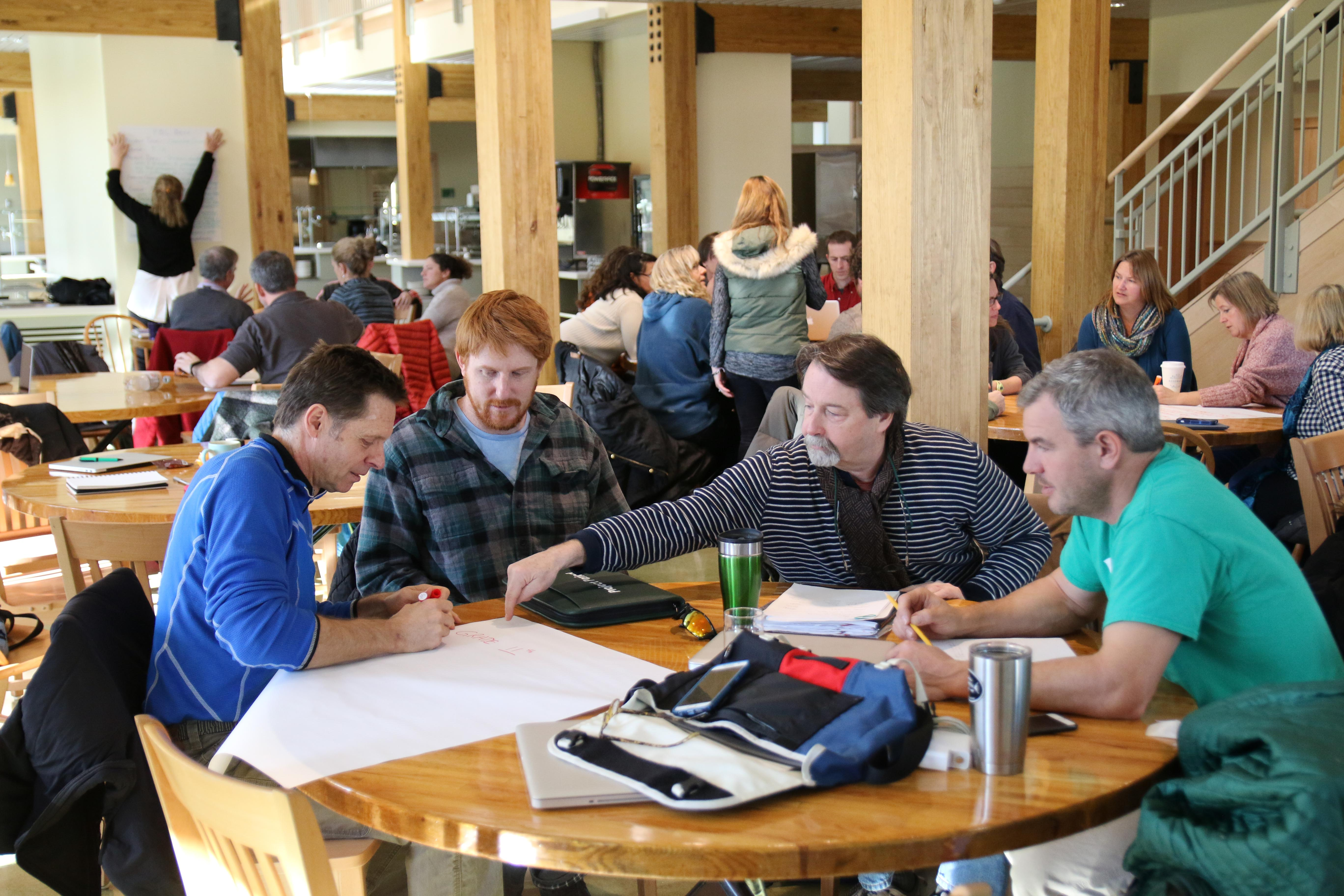 Proctor Academy Boarding School Academics Experiential Learning