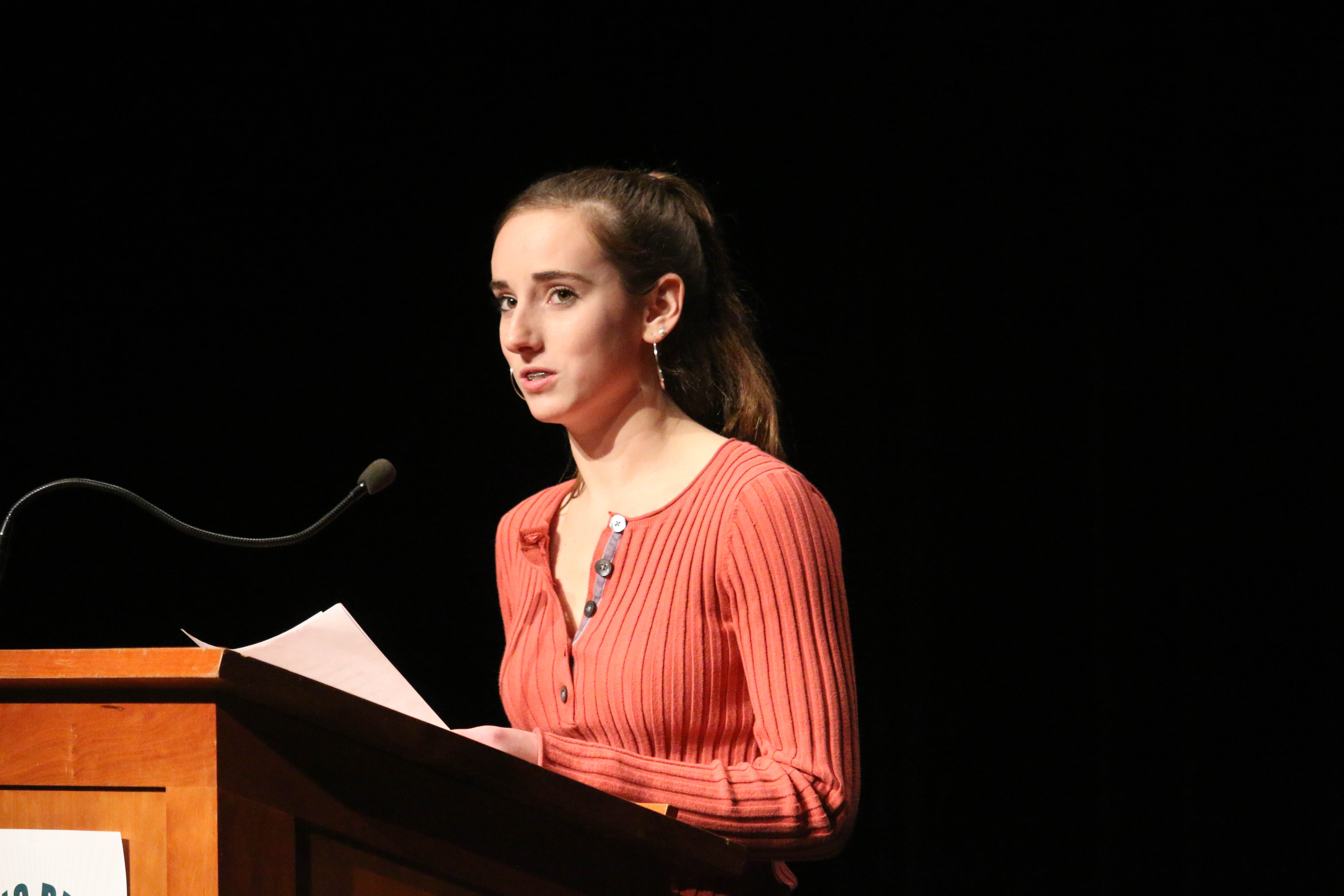 Proctor Academy Hays Speaking Contest