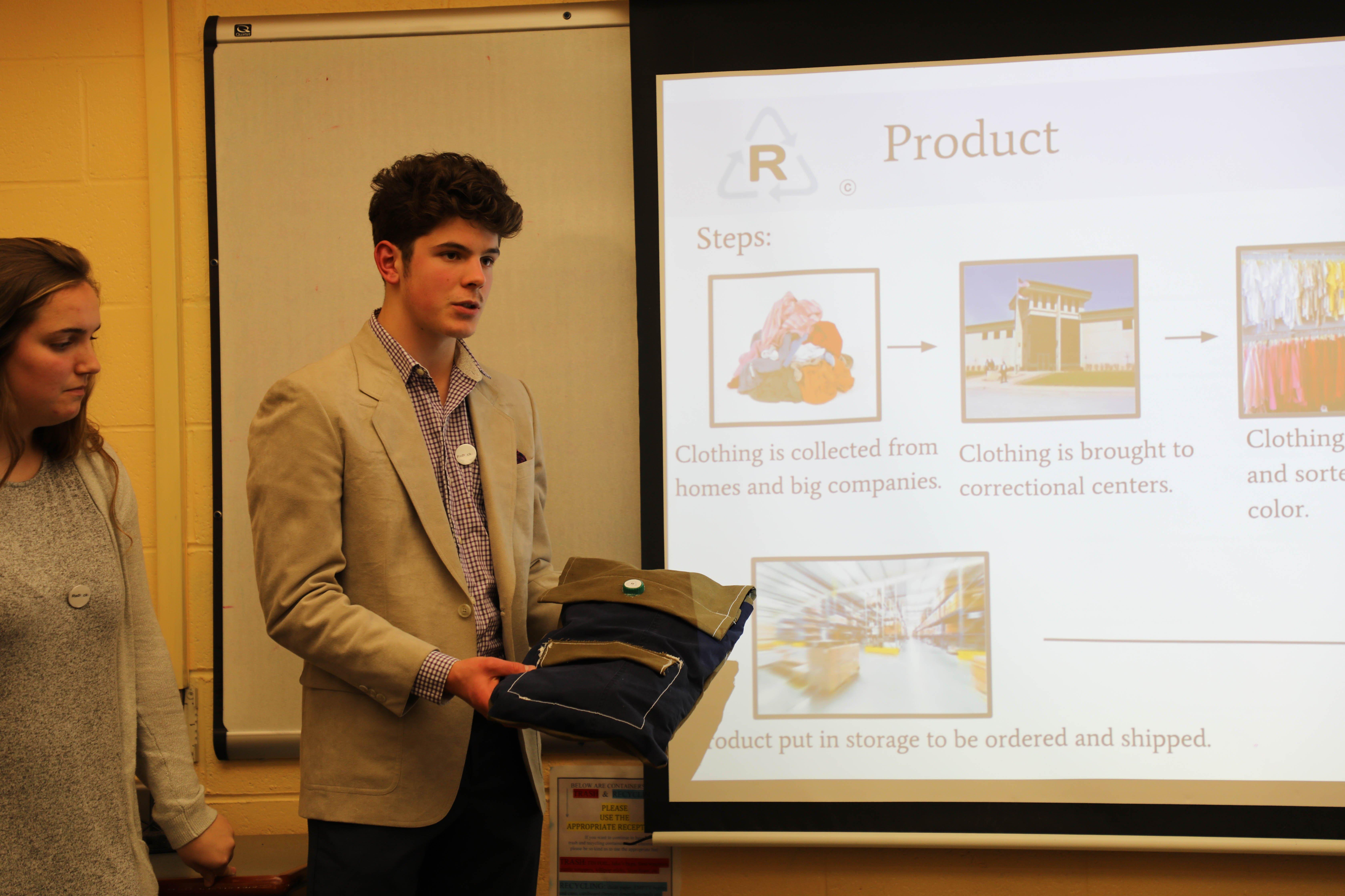 Proctor Academy Innovation and Entrepreneurship Boarding School