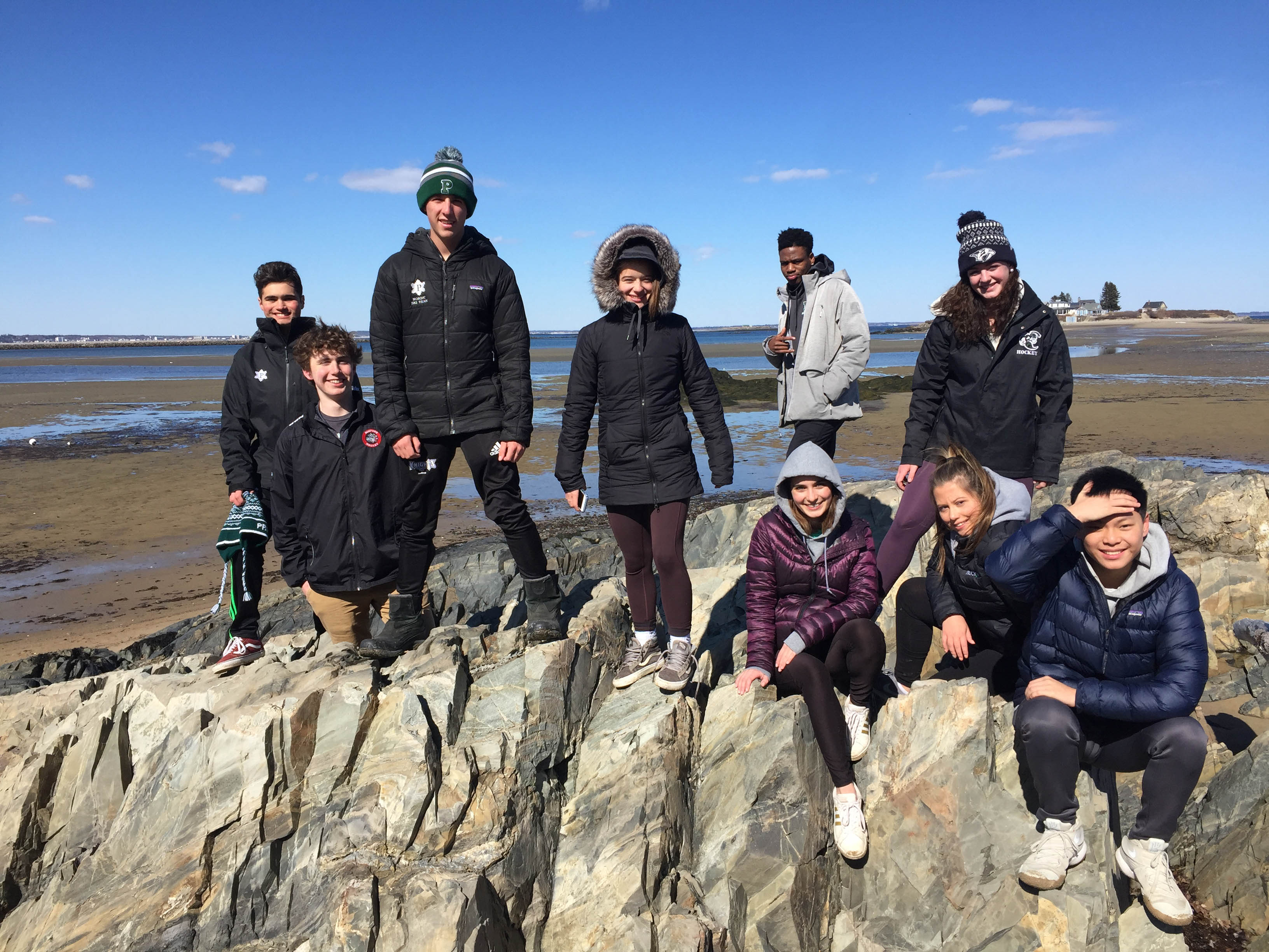 Proctor Academy experiential learning Project Period