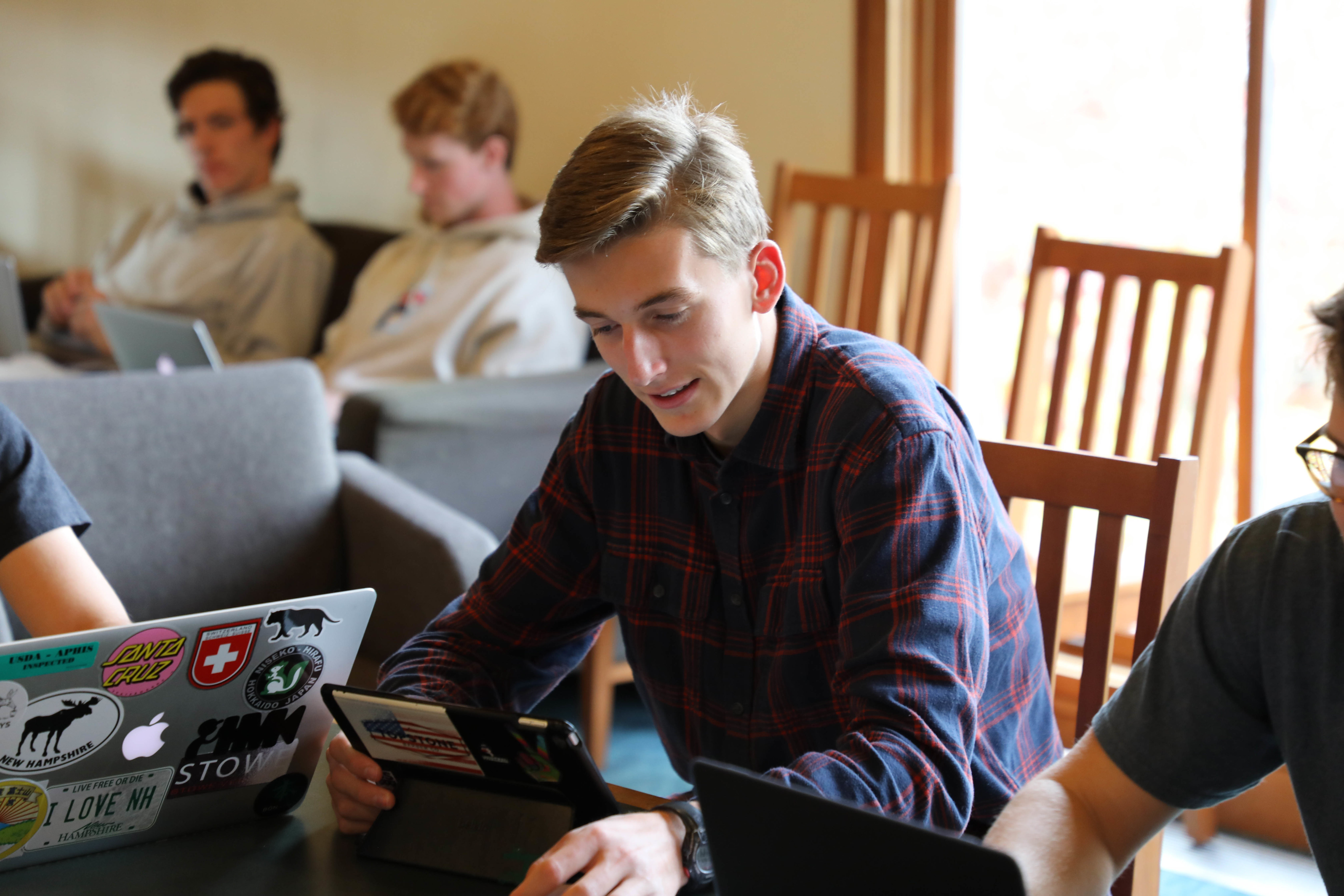 Proctor Academy Academic Concentrations Integrated Learning