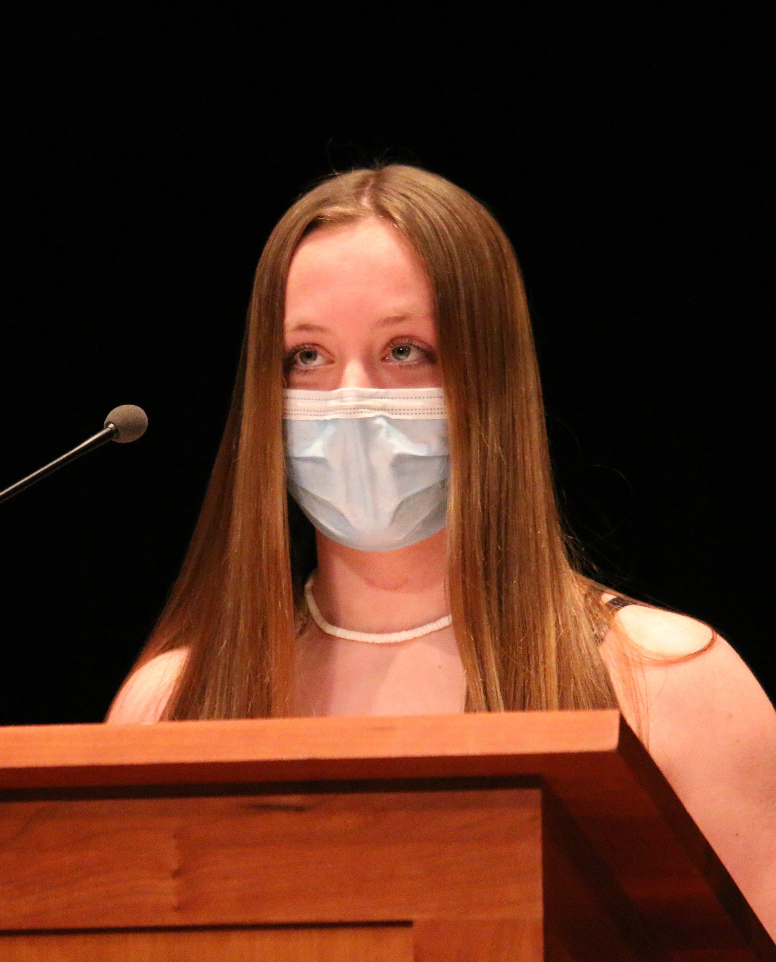 Hays Speaking Contest Proctor Academy