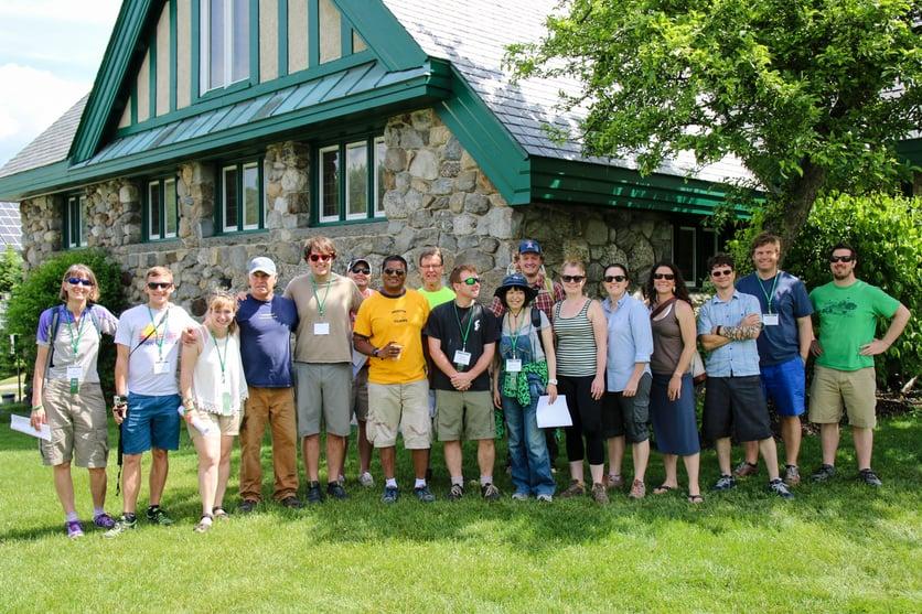 Proctor Academy alumni reunion