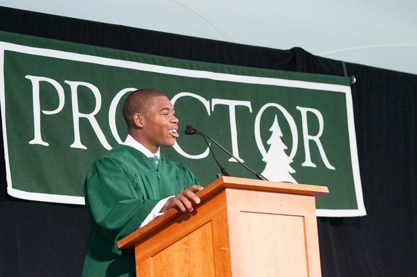 Proctor Academy KIPP Shawn Hurwitz