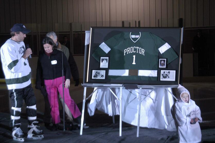 Proctor Academy Teddy Maloney '88 Scholarship Fund