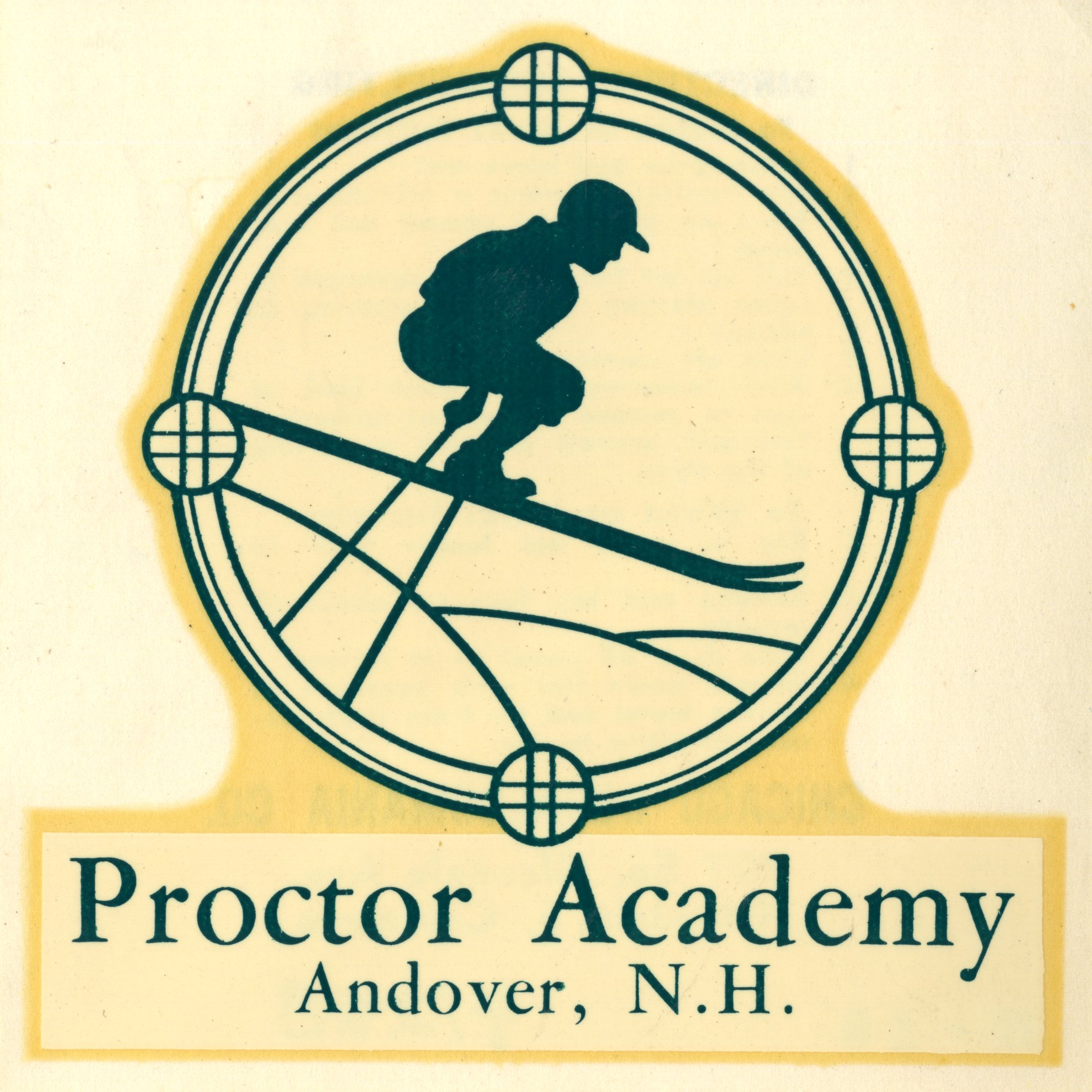 Proctor Academy School on Skis