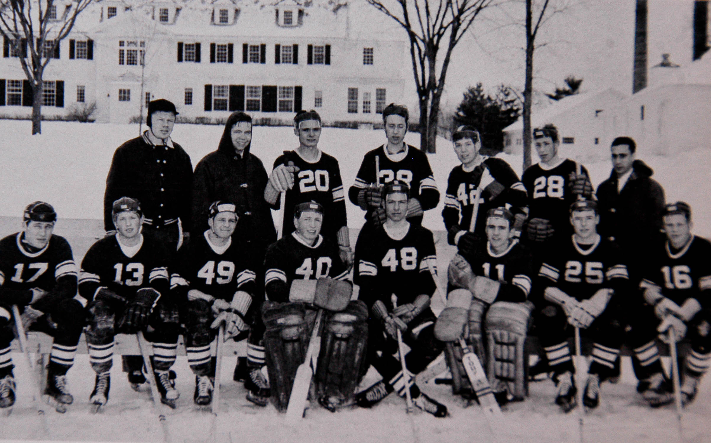 Spence Hockey