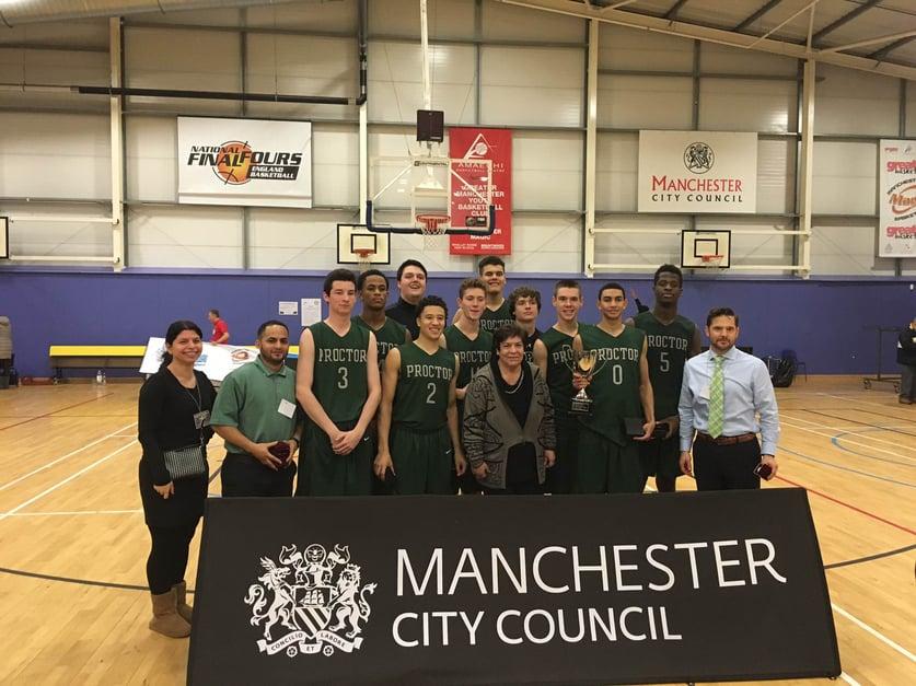 Proctor Academy Basketball Haris Tournament