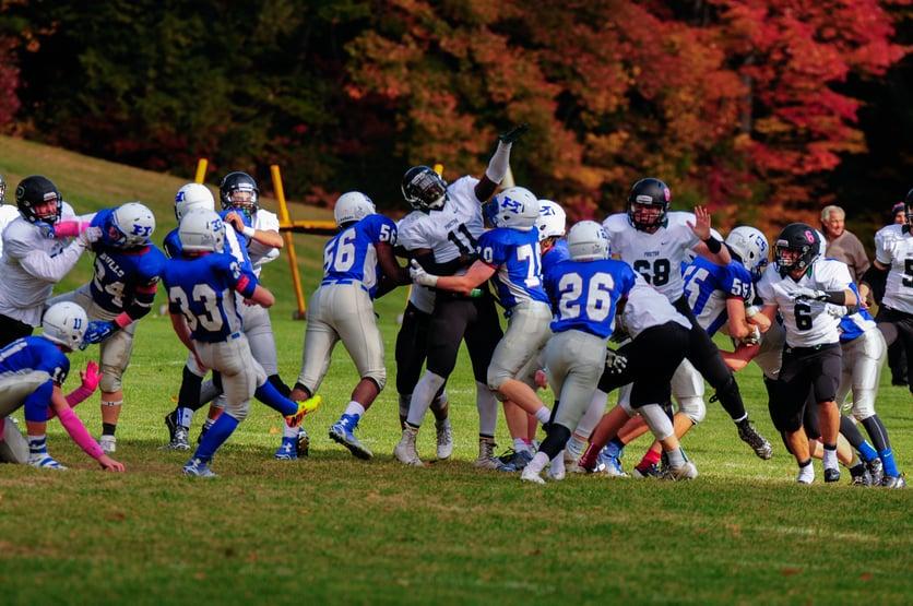 Proctor Academy football