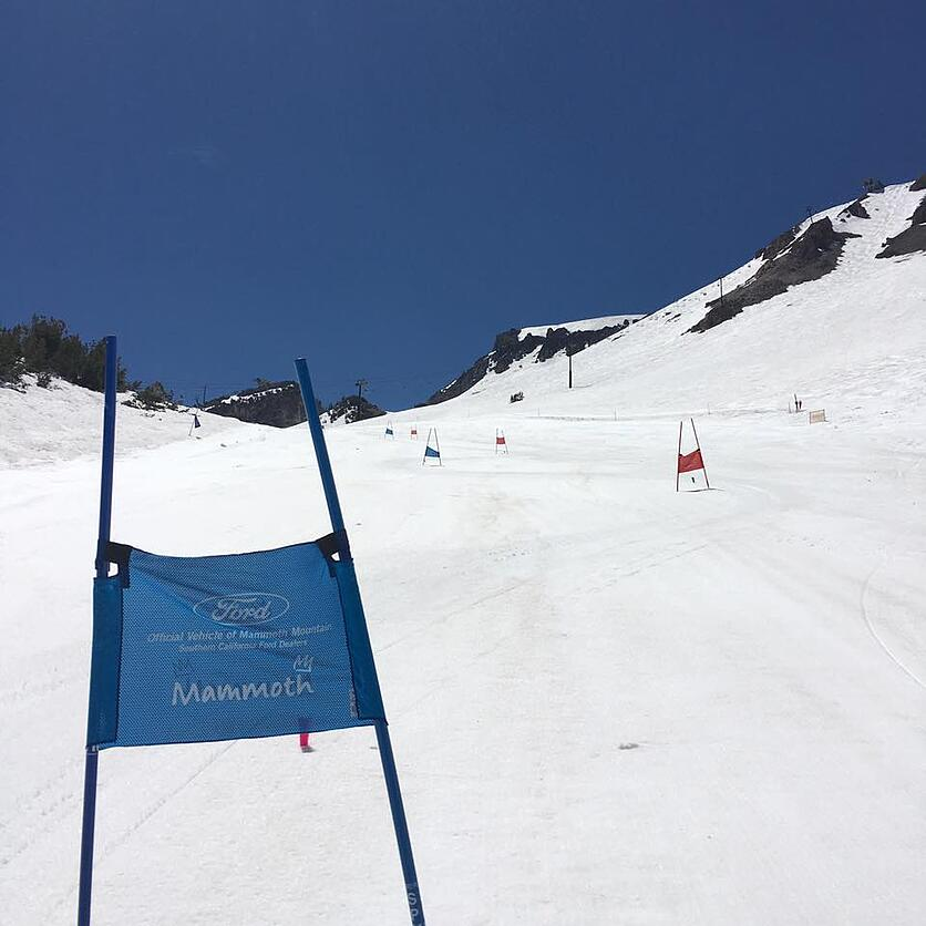 Proctor Academy USSA FIS Ski training
