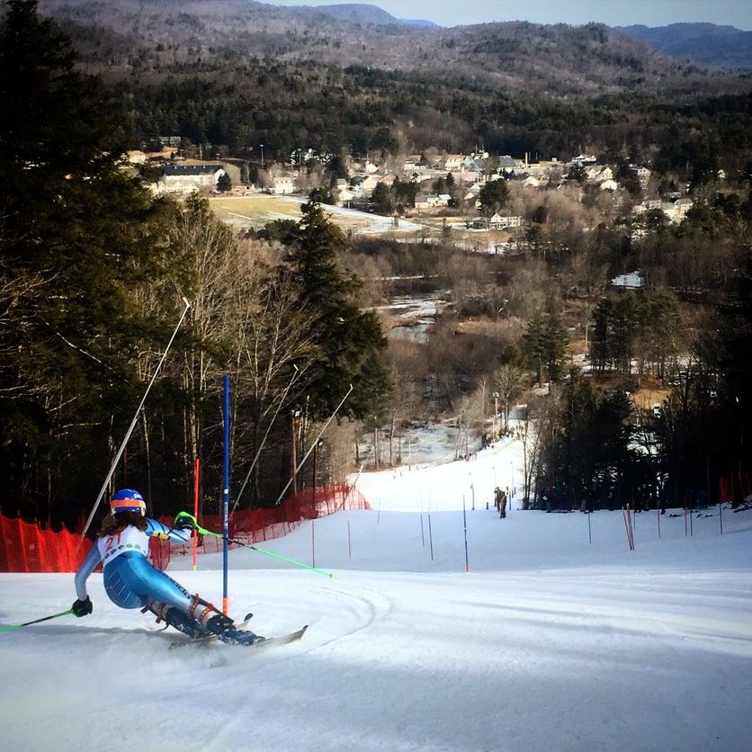 Proctor Academy ski area ussa fis skiing