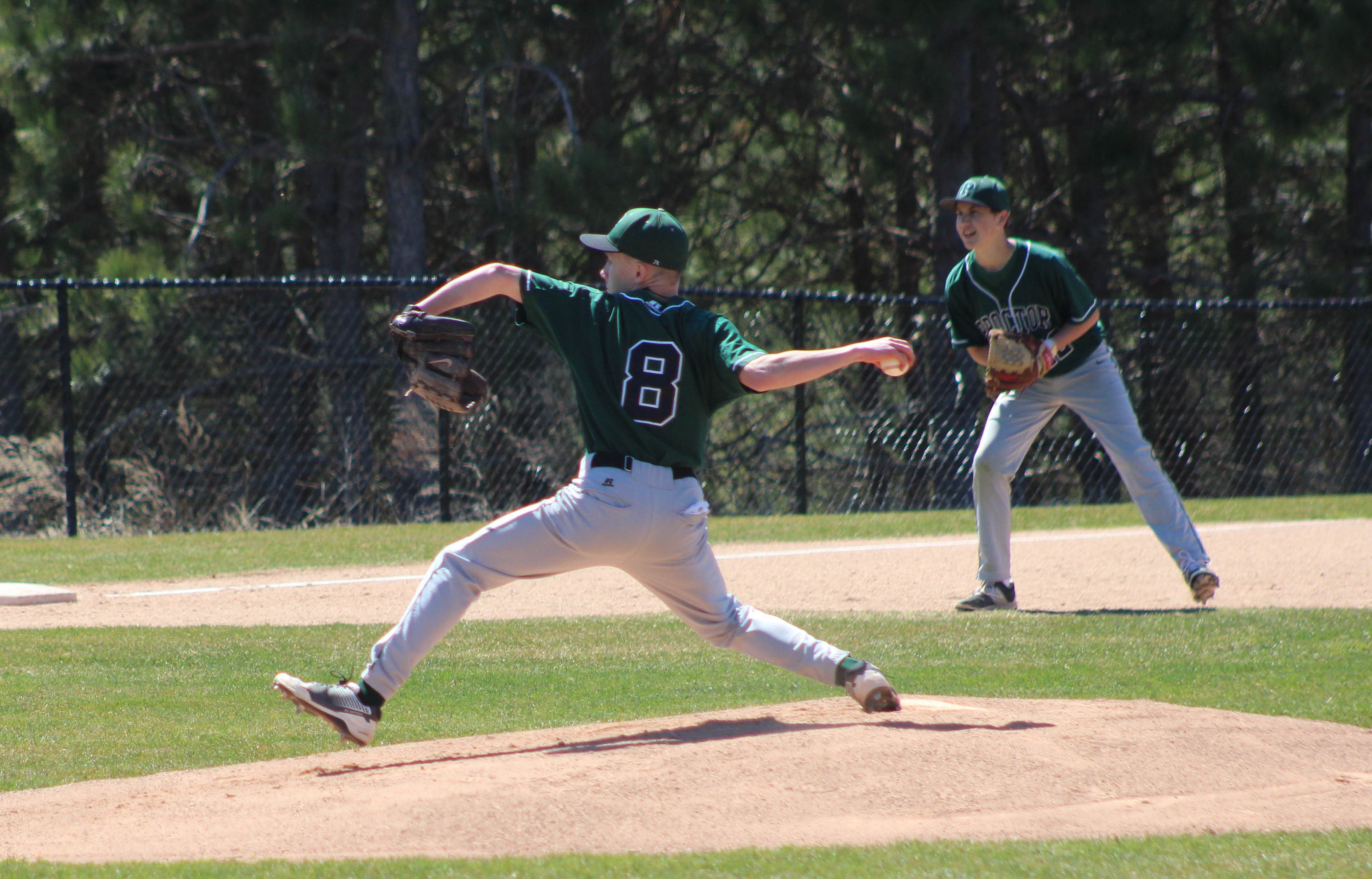 Proctor Academy baseball