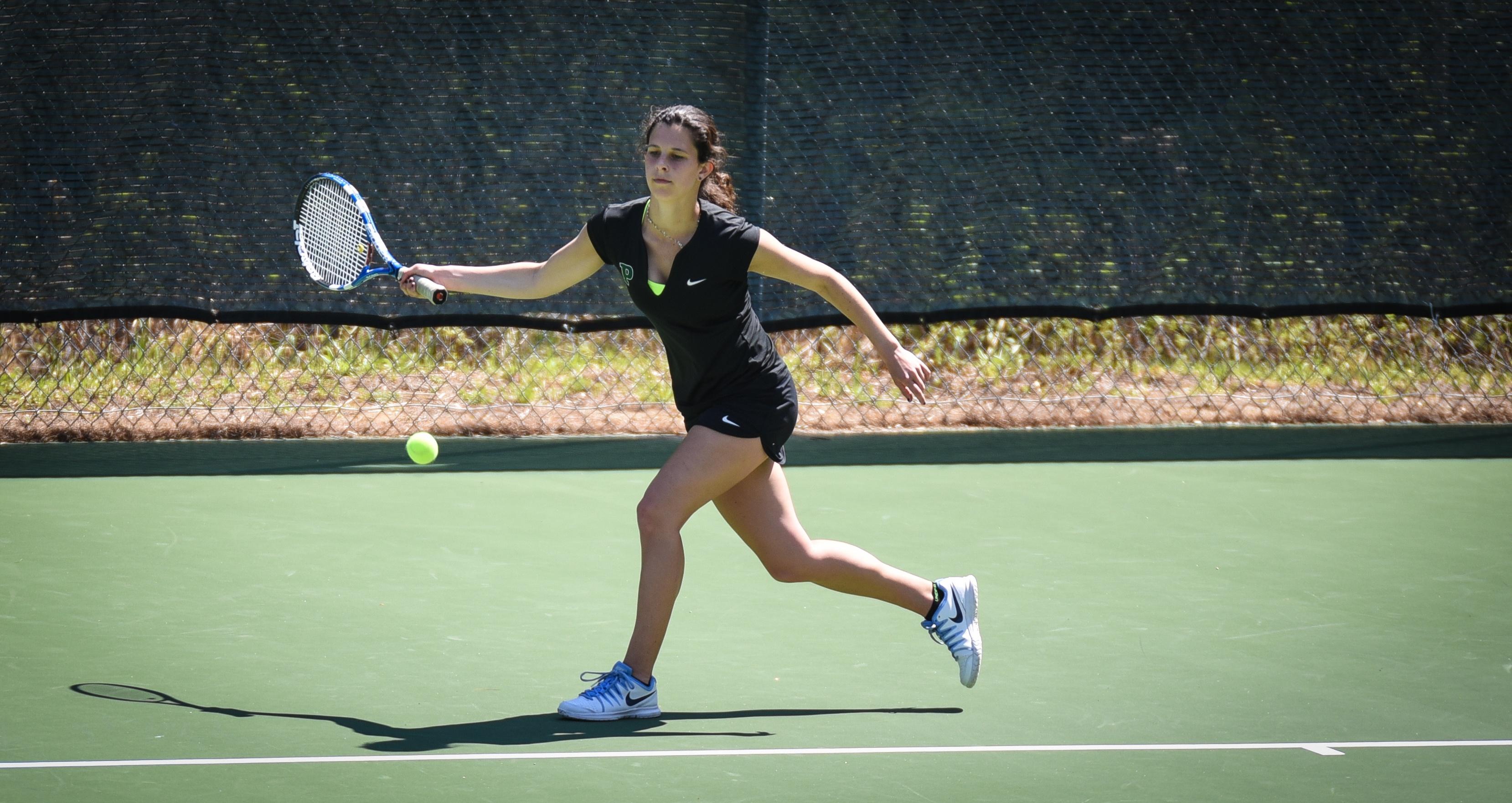 Proctor Academy girls tennis