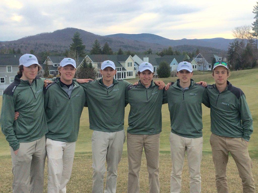 Proctor Academy Golf Team