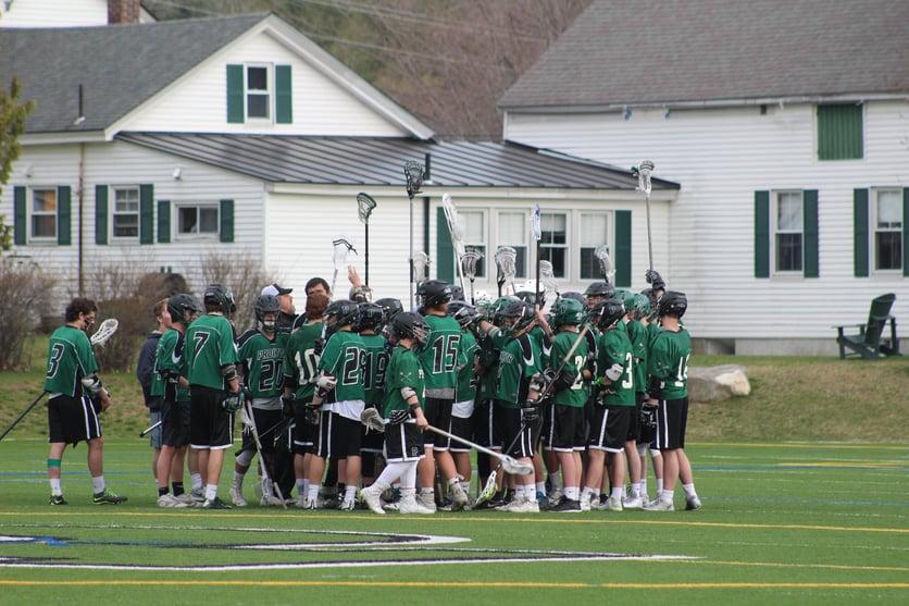 Proctor Academy boys lacrosse