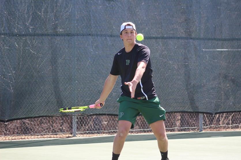Proctor Academy boys tennis