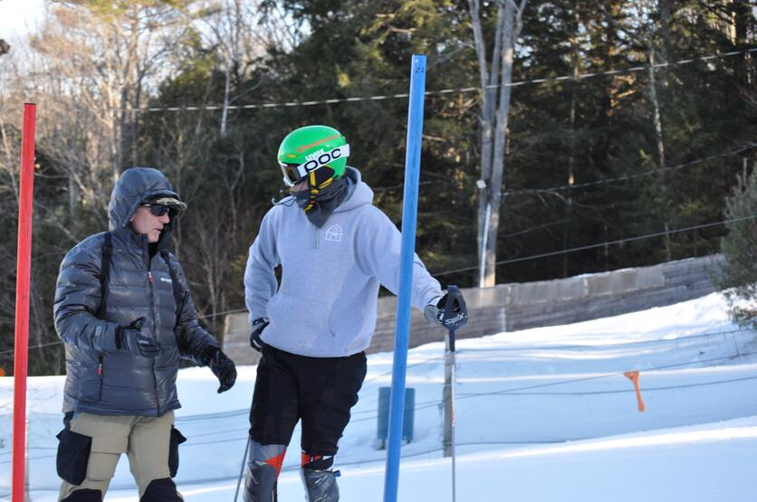 Proctor Academy US Ski Team