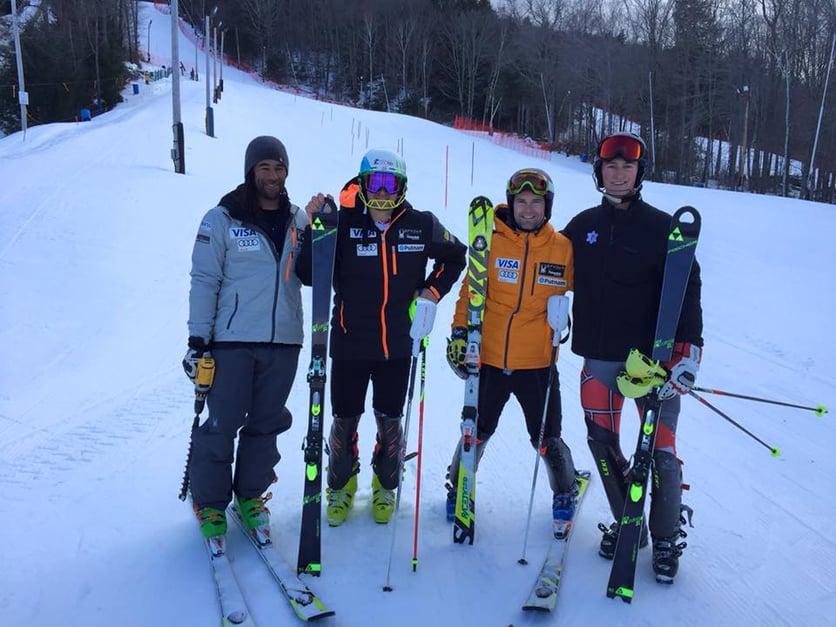 Proctor Academy Ski Area US Ski Team