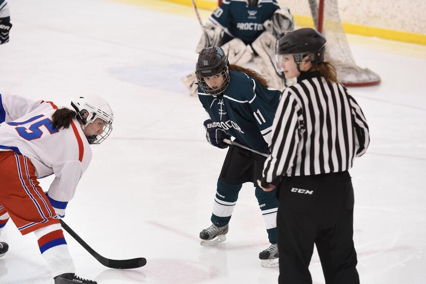 Proctor Academy Girls Hockey