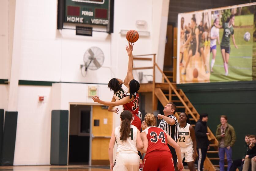 Proctor Academy Girls Basketball