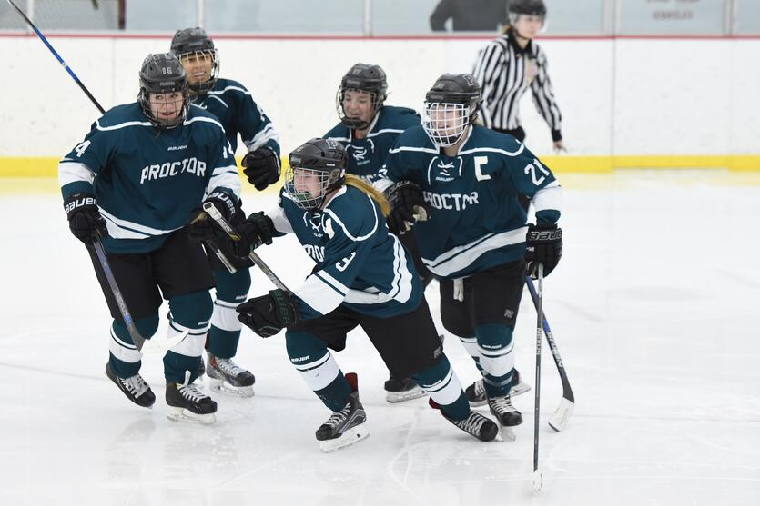 Proctor Academy Girls' Varsity Hockey