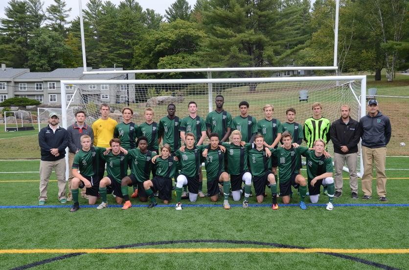 Proctor Academy Boys Soccer New England Prep School
