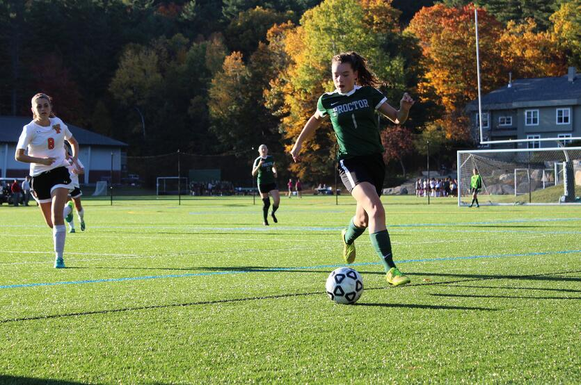 Proctor Academy Girls Soccer Boarding School