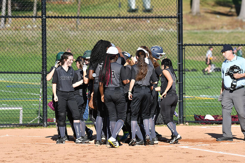 Proctor Academy Athletics Softball New England Boarding School