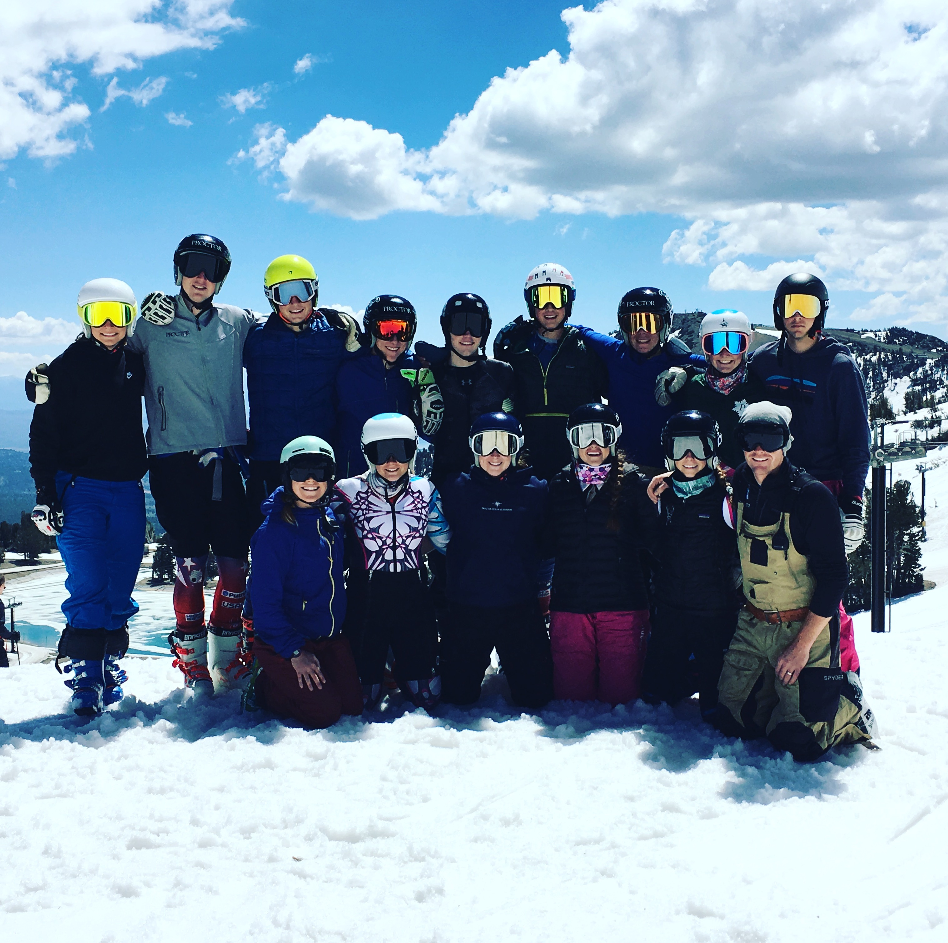 Proctor Academy USSA/FIS Alpine Ski Racing