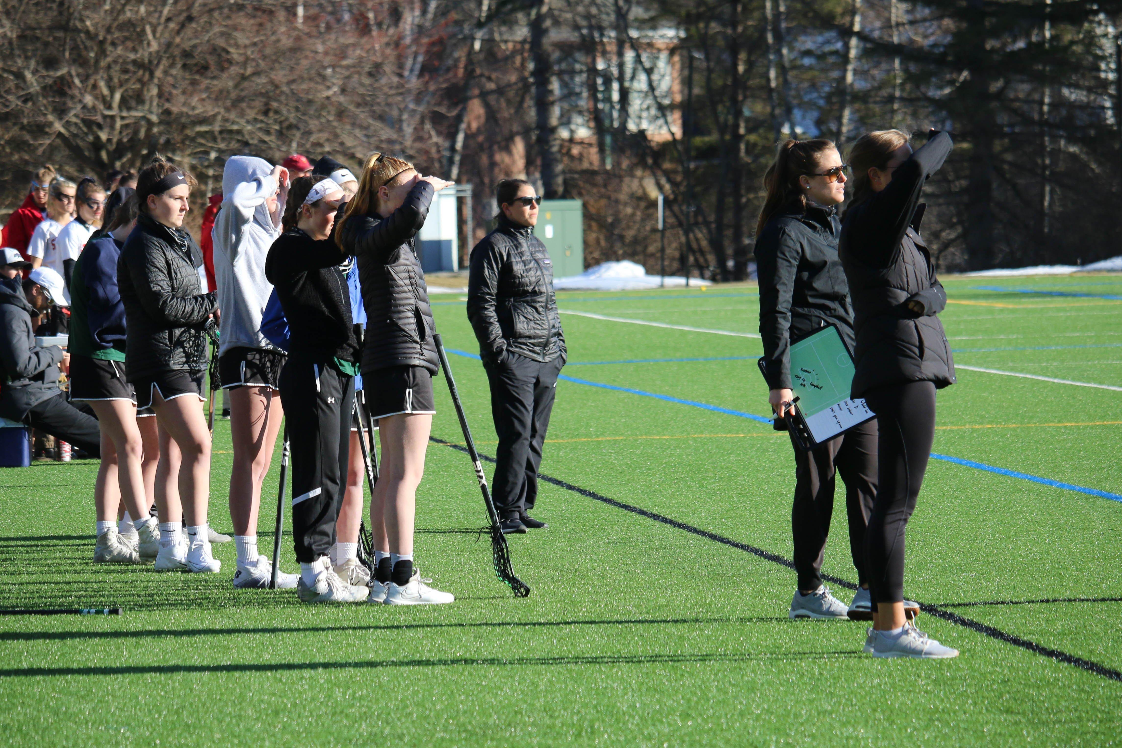 Proctor Academy Athletics Girls Lacrosse