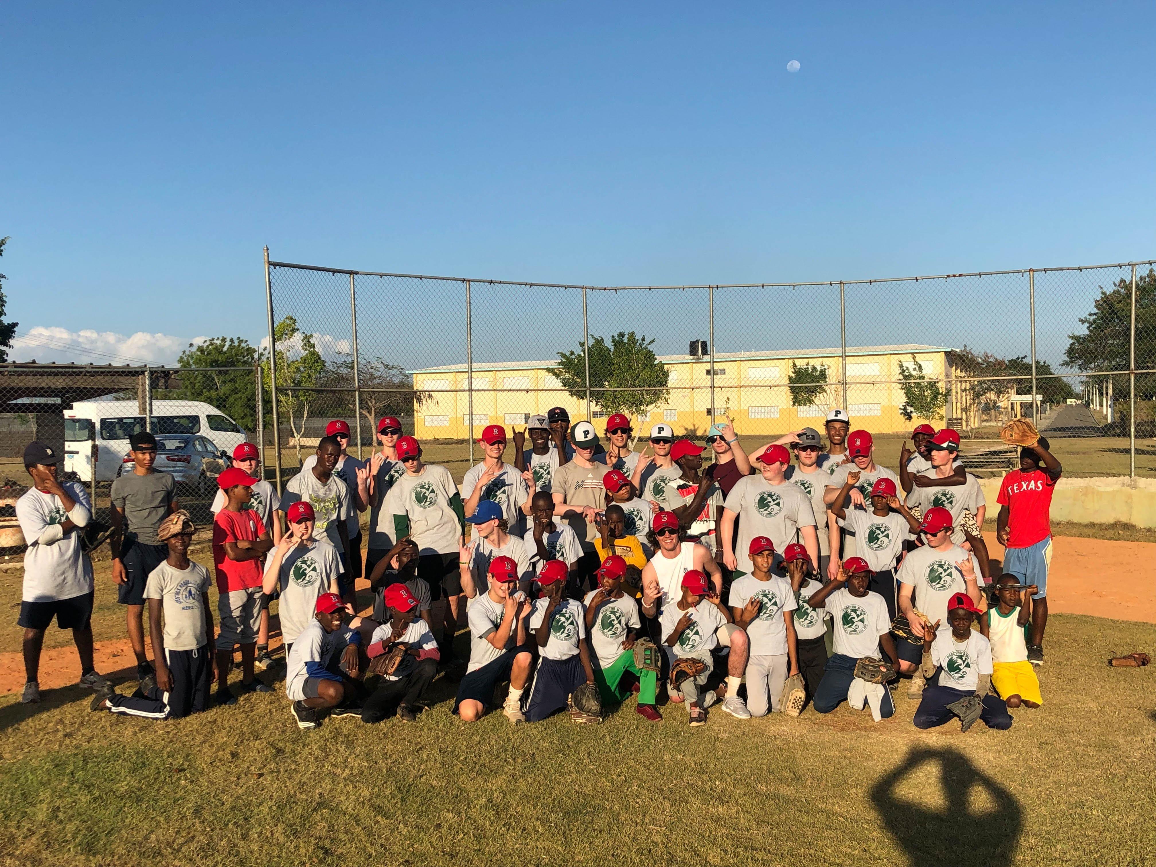 Proctor Academy Baseball Athletics Boarding School New England