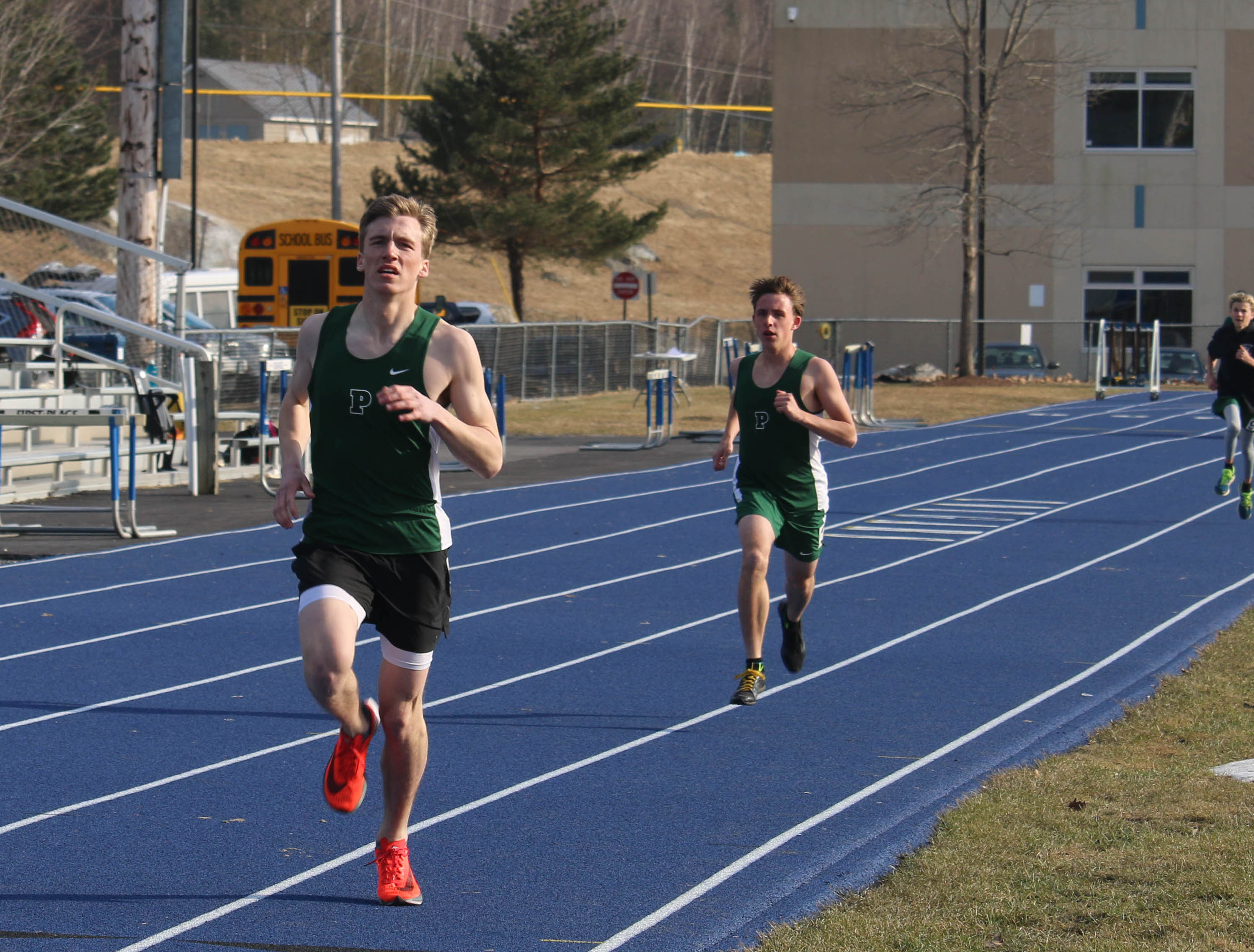 Track Proctor Academy Athletics